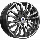 K&K Рим 6x15/4x108 D65.1 ET25 K-AND-K-DARK-PLATINUM